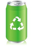 RecyclingAluminumCans